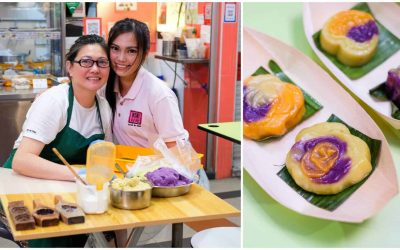 Miss Tam Chiak: Traditional Kuehs with a Colourful Twist