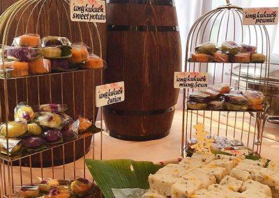 Kueh Dessert Table 2