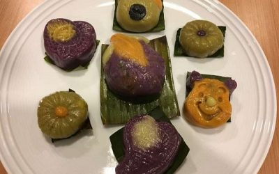 The Straits Times: Cheap & Good – Kueh with sweet potato skin a winner